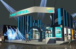 Không gian ấn tượng của Viettel và VNPT tại VN Telecomp 2013