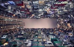 Những tòa nhà chọc trời ở Hồng Kông từ góc nhìn mới lạ