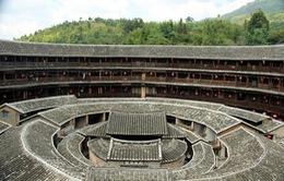 Khám phá những lâu đài bằng đất ở Trung Quốc