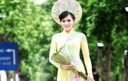 Võ Thị Thùy Trang đăng quang Hoa khôi trí tuệ Việt Nam 2013