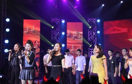 Bùng nổ cùng ĐH Thăng Long tại Chung kết Tuổi 20 hát