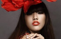 Siêu mẫu Lan Khuê lọt vào top 5 Fashion Asia Award