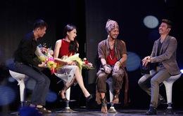 Liveshow 5 Người giấu mặt: Chia tay nhà thiết kế lắm chiêu Nguyễn Hiền
