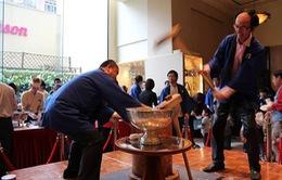"""Đón năm mới bằng Lễ """"Giã bánh Mochi"""" Nhật Bản"""