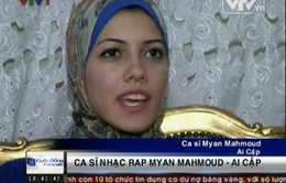 Nữ ca sĩ Ai Cập hát Rap gây xôn xao thế giới