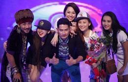 """Liveshow 8 """"Người giấu mặt"""": Top 5 chính thức lộ diện"""