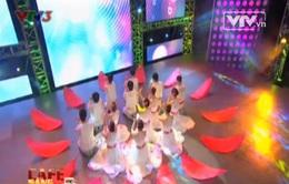 """Gala """"Giao lưu diễn viên phim truyền hình"""" Tết Âm lịch 2014"""