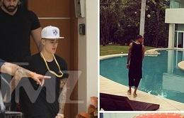 Justin Bieber nghỉ dưỡng tại Mexico sau scandal