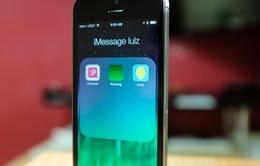 Ba ứng dụng thú vị cho người dùng iMessage