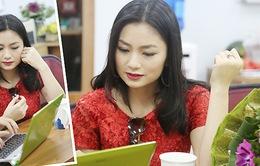 Giao lưu trực tuyến cùng diễn viên Diệu Hương