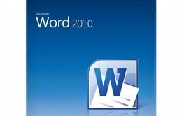 5 mẹo tiện dụng cho Microsoft Word 2010