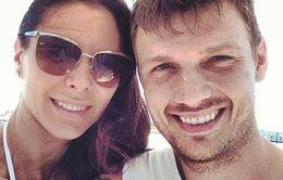 Nick Carter đính hôn!