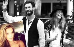 Adam Levine đính hôn, tình cũ sung sướng
