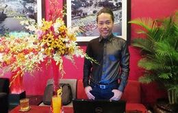 GLTT với giải nhất SMĐH 2012 Nguyễn Đình Thanh Tâm