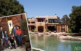 Khám nhà Will Smith ở Malibu