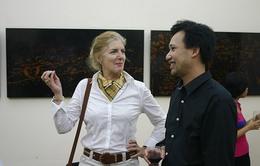 Bà Almuth Meyer-Zollitsch: Văn hóa là tấm gương phản ánh xã hội
