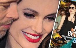 Brad Pitt - Người bảo vệ của Angelina Jolie