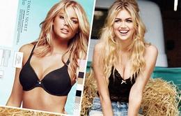 Kate Upton giận dữ với hãng đồ lót Victoria's Secret