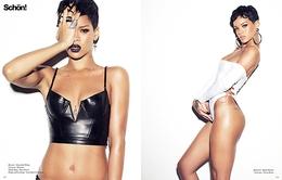 Rihanna tiếp tục sexy và quậy phá
