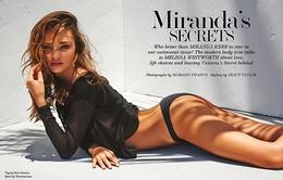 Miranda Kerr khoe đường cong gợi cảm dưới nắng