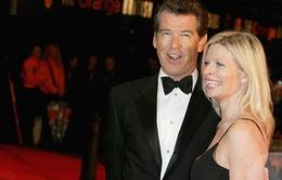 Pierce Brosnan suy sụp vì cái chết của con gái