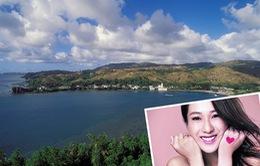 Chung Gia Hân muốn kết hôn ở Guam
