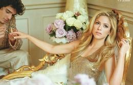 Shakira đẹp dịu dàng đến bất ngờ