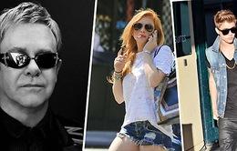 Justin Bieber – LiLo lạc lối: Cảm hứng cho Elton John