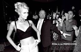Paris Hilton làm việc chăm chỉ sau scandal