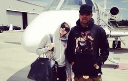 Miley Cyrus hẹn hò với nhà sản xuất?