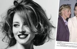 Jodie Foster hẹn hò với bạn gái cũ của Elle DeGeneres