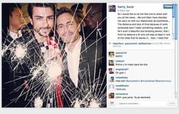 NTK Marc Jacobs chia tay bạn trai