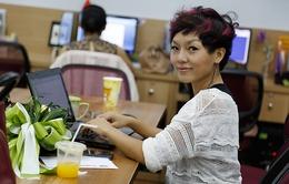 Trò chuyện trực tuyến với ca sỹ Thái Thùy Linh