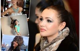 Ngắm 5 ứng cử viên sáng giá của Hoa hậu Hoàn vũ 2013