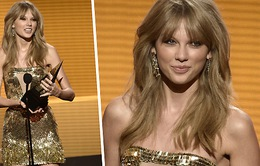 American Music Awards 2013: Taylor Swift giành giải Nghệ sĩ của năm