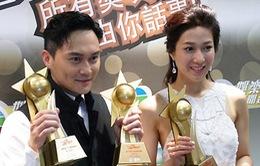 Trương Trí Lâm – Chung Gia Hân: Vua và Nữ hoàng truyền hình TVB 2013