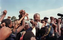Nelson Mandela và 50 bức ảnh truyền cảm hứng nhất