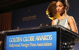 Quả cầu vàng 2014: 12 Years A Slave và American Hustle dẫn đầu đề cử