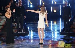 The Voice Mỹ, chung kết: Celine Dion hút hồn khán giả