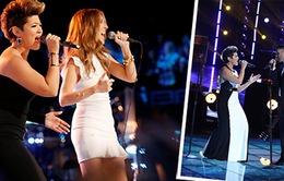 The Voice Mỹ mùa 5: Chiến thắng về đội Adam Levine!