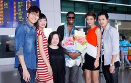"""Jay Alexander - """"Nữ hoàng sàn catwalk"""" đã đến Việt Nam"""