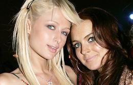 Paris Hilton xếp Lindsay Lohan vào danh sách đen