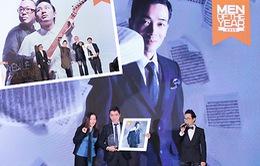 Đỗ Bảo - Tùng Dương chiến thắng giải Men of the Year 2013