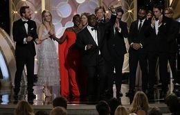 12 Years a Slave dẫn đầu đề cử mùa giải phim 2014