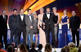 American Hustle chiến thắng SAG Awards 2014
