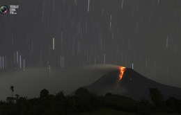 Cuộc sống xung quanh núi lửa Sinabung