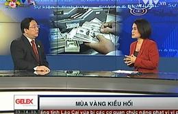 Tiền kiều hối Việt Nam tăng 11 tỷ USD