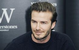 David Beckham – người được phụ nữ khao khát nhất trong ngày Tình nhân
