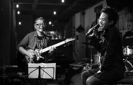 Tùng Dương khởi động hành trình mang âm nhạc ra thế giới