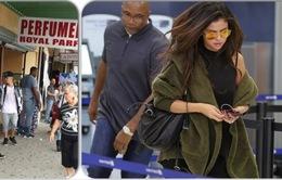 Selena Gomez và Justin Bieber cùng đi ăn sáng, sắm đồ